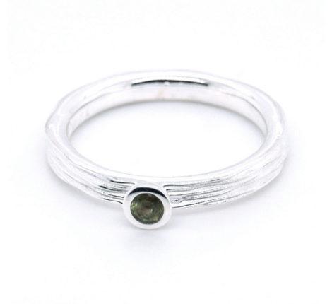 Ring Silber mit Turmalin