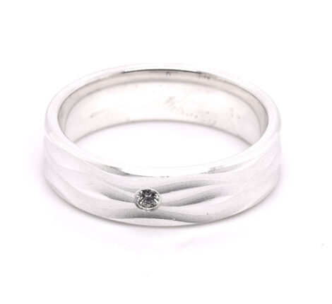 Ring Silber mit Zirkonia