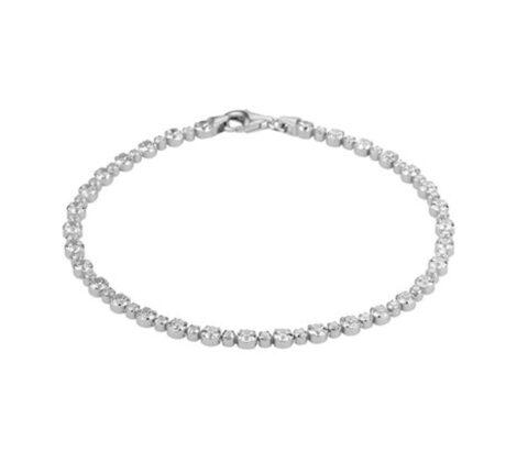 Tennisarmband Silber 925 mit Zirkonia