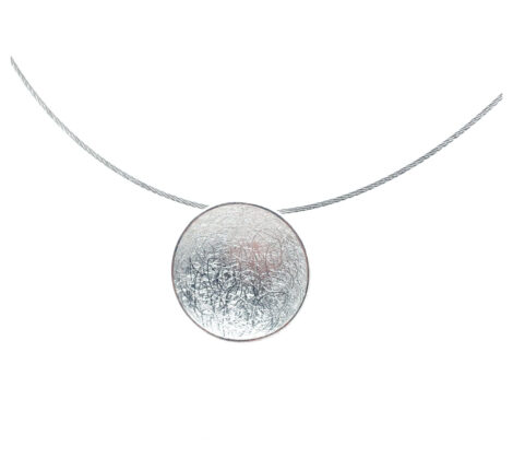Collier Silber Schale