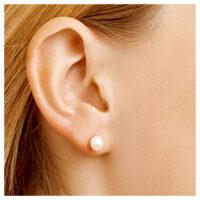 Ohrringe Süßwasserperlen