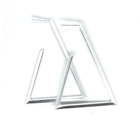 Ohrringe Dreieck